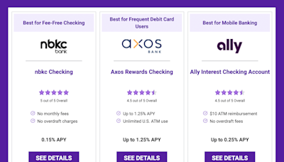 9 Best Online Checking Accounts of 2021