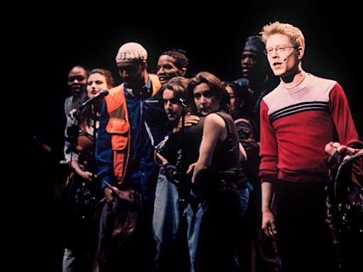 """Rent"" stars reflect on groundbreaking musical's 25th anniversary"
