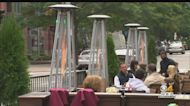 Restaurants Scramble To Buy Heaters For Outdoor Dining