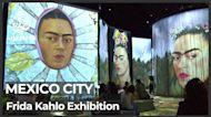 Mexico City: New immersive exhibit honours Frida Kahlo's legacy
