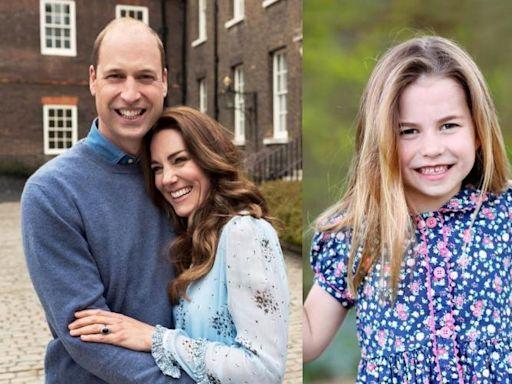 夏綠蒂公主6歲了 凱特王妃掌鏡超萌照曝光