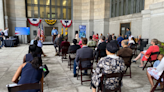 New Americans Take Oath Of Citizenship At City County Building