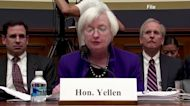 Yellen becomes first female U.S. Treasury chief