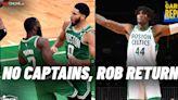 Celtics Name No Captains Yer & Robert Williams Returns To Practice   Practice Report