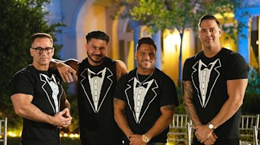 An ode to season 4 of Jersey Shore Family Vacation , the trip we needed