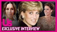 How Princess Diana 'Set the Stage' for Duchess Kate and Meghan Markle