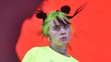 Billie Eilish Shades Lady Gaga's Meat Dress & Twitter Is In No Mood