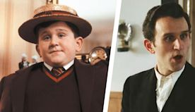 People Can't Believe This 'Devil All The Time' Character Is Dudley Dursley From Harry Potter