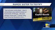 Report details relationship between Jarrod Ramos, sister