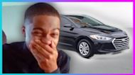 Teen Surprised With New Car Breaks Down During Commercial Break | Extended Cut