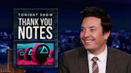 Thank You Notes: Facebook's Blackout, Squid Game's Guards