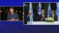 Israeli party coalition may end Benjamin Netanyahu's 12-year reign