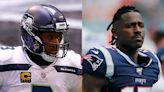 Russell Wilson believes 'humbled' Antonio Brown should get second chance in NFL
