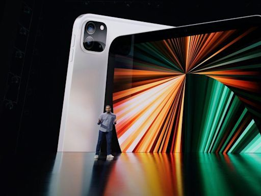 預購後得等一個月!2021新款iPad Pro 掀果粉瘋搶熱潮,iMac這三色最夯 - 自由電子報 3C科技