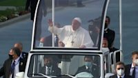 Pope Francis visits Kurdistan region of Iraq