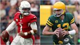 Cardinals' Kyler Murray Shows Respect for Packers' Aaron Rodgers