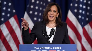 A 14-year-old boy drew a portrait of Vice President-elect Kamala Harris. He never expected her to see it — then she called.