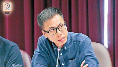 被還押梁錦威在囚姚鈞豪獲通知 周二進行區議員宣誓