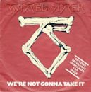 We're Not Gonna Take It (Twisted Sister song)