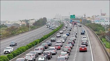 國道一號闢大客車專用道 高公局:難度高
