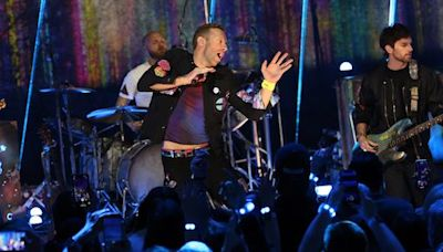 Coldplay announce UK tour dates for 2022 and tickets are on sale today
