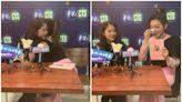 18歲正妹女兒手寫卡片曝光 王彩樺唸沒5句瞬間淚崩