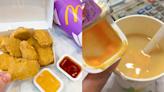 麥當勞BTS套餐「肯瓊醬」還可以這樣吃!網曝1加料吃法:又辣又燙 - 玩咖Playing - 自由電子報