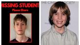 曾跟蟻人合作...19歲童星突傳「校園內失蹤」 3天後離奇陳屍超遠小鎮