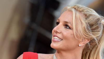 Britney Spears deletes Instagram and takes social media break to celebrate engagement