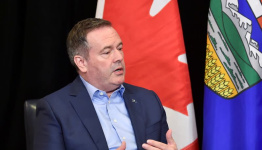After government pledge of 'best summer ever,' COVID swamps Alberta hospitals, premier