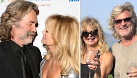 Goldie Hawn's daughter recalls her mom's first date with Kurt Russell who's like a father to her
