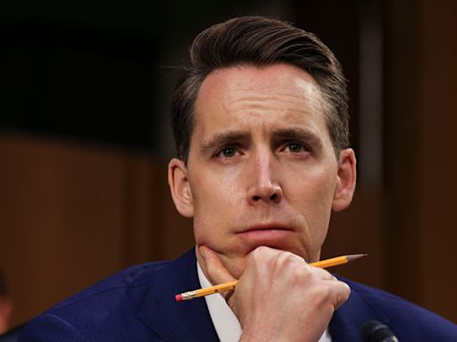 Josh Hawley Pummeled For Being Sole Vote Against Anti-Asian Hate Crimes Bill