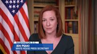 White House press secretary Jen Psaki discusses stimulus package, school reopening