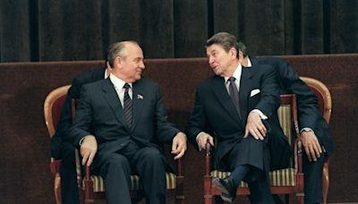 Geneva summit stirs memories of 1985 Reagan-Gorbachev meet