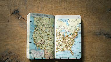 帶着紙本地圖去行山