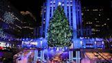 Rockefeller Center Christmas tree lighting: Dolly Parton, Kelly Clarkson and Jimmy Fallon sleigh it