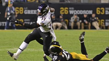 NFL Shifts Pittsburgh-Baltimore Thanksgiving Primetime Game To Sunday Due To Ravens' Covid-19 Outbreak – Update
