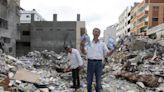 以色列與巴勒斯坦武裝組織哈馬斯達成停火協議