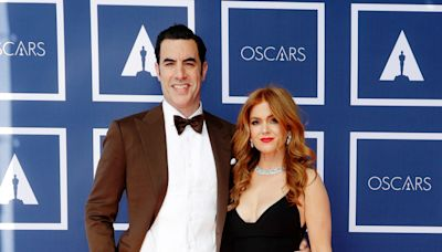 Isla Fisher Gave a Rare Interview About Her Family Life With Sacha Baron Cohen