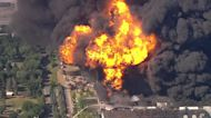 'Catastrophic' Rockton chemical plant fire continues burning for 2nd day