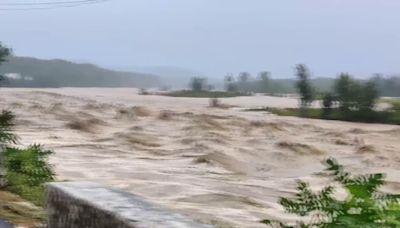 印度連日大雨引發洪水 北部數十人死亡