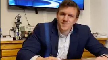 CNN Calls the Cops on Project Veritas' James O'Keefe for Crashing Company-Wide Phone Call
