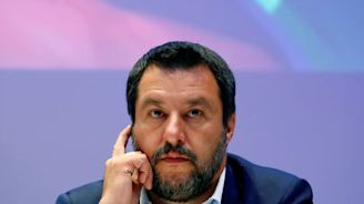 Terrorist presence on migrants boats from Libya now a certainty - Italy's Salvini