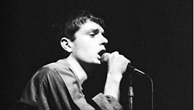 Ian Curtis: Rare stone stolen from grave of Joy Division frontman