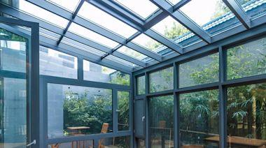 眾興門窗 陽光房漏水是什麼原因?怎麼解決?