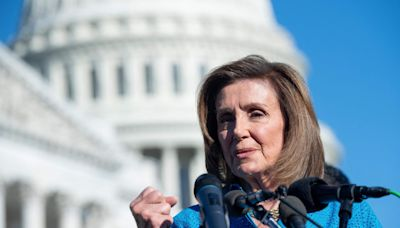 Pelosi aims to pass infrastructure and safety net bills next week. Democrats are skeptical.
