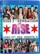 RISE Wrestling Rise 7: Sensation