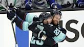 Expansion Kraken's home opener spoiled by Vancouver 4-2