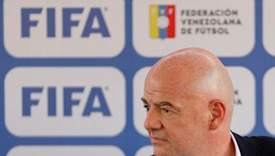 世界盃 歐洲足協杯葛改制 恩芬天奴開會時未有討論