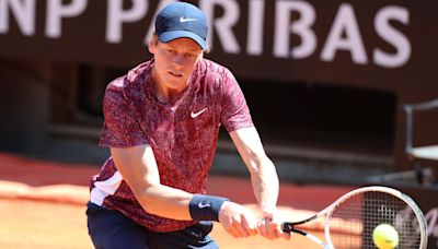 Sinner sets up match with Nadal in Rome